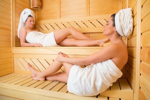 Финская «родственница» влажной русской бани – горячая и сухая сауна