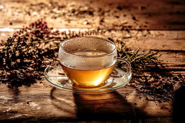 Травяной чай усиливает оздоровительный эффект