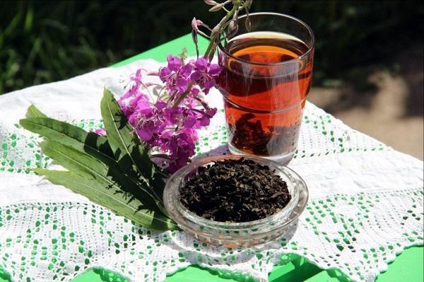 У иван-чая терпкий вкус и приятный карамельный аромат